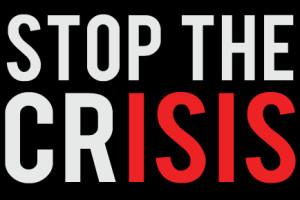 Stop The Crisis logo
