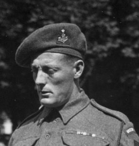 Company Sergeant Major Stan Hollis VC