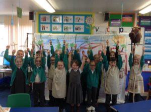 Overfields Primary School Yr 3